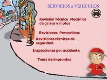 Servicio a vehículos