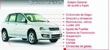 revisión técnico mecánica carro