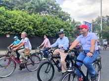Inauguración bici ruta3