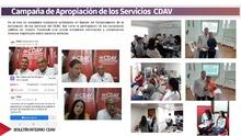 Campaña apropiación de los servicios