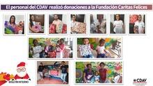 Donación a fundación